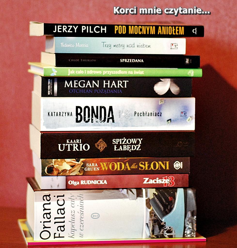Ile uda mi się przeczytać książek?