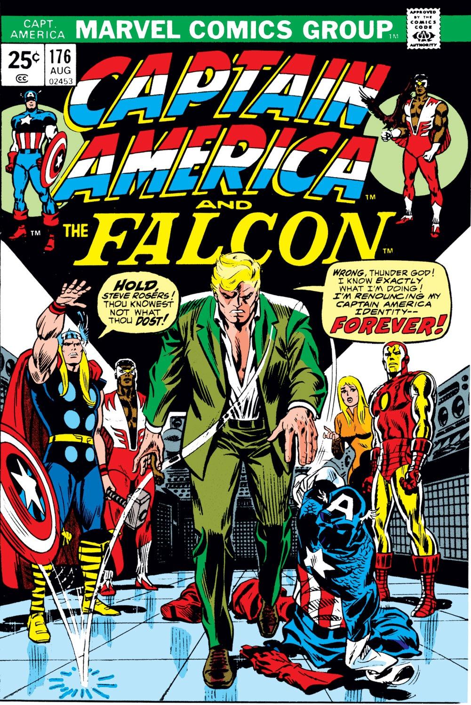 Captain America (1968) Issue #176 #90 - English 1