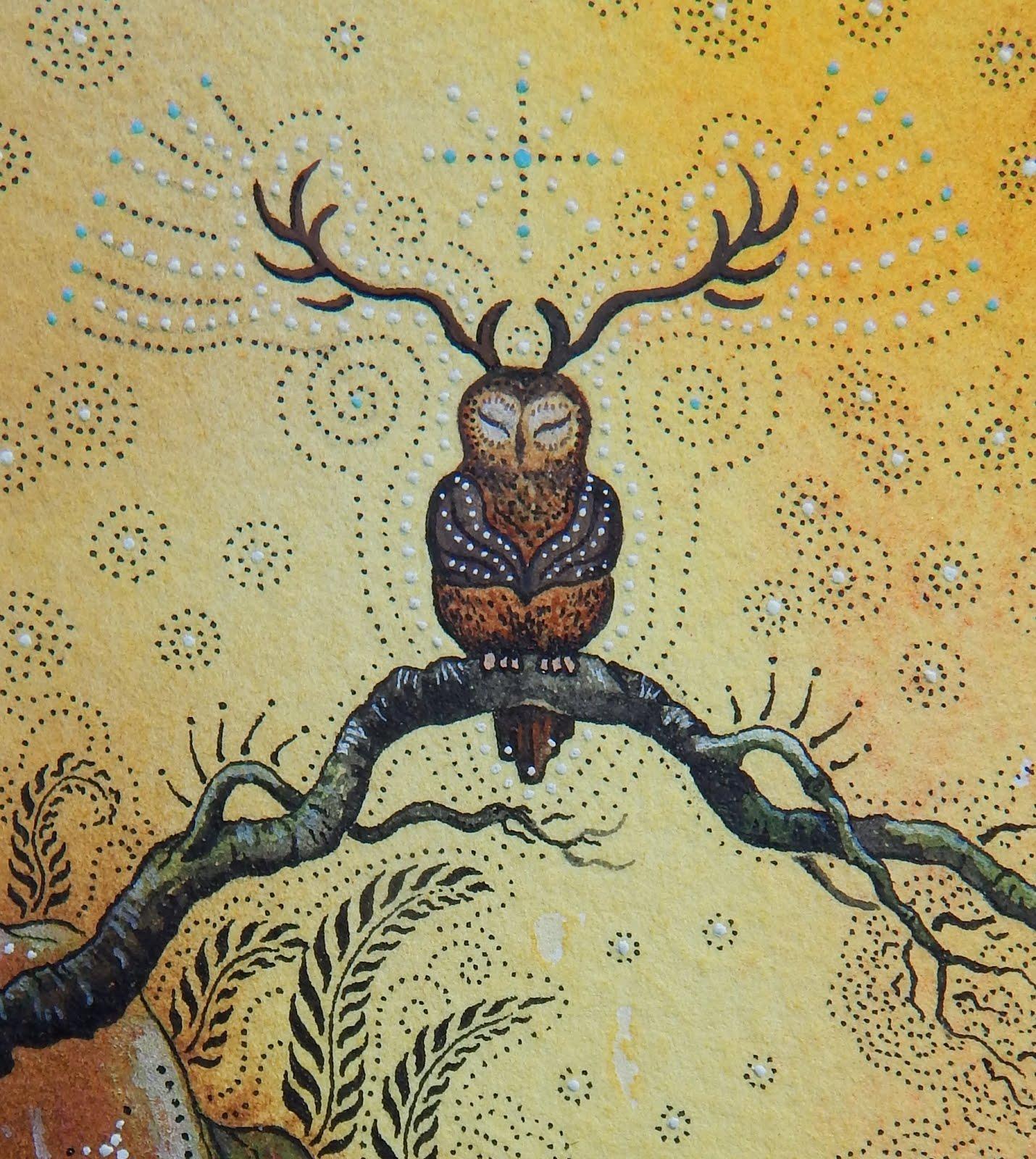 Tashi Owl