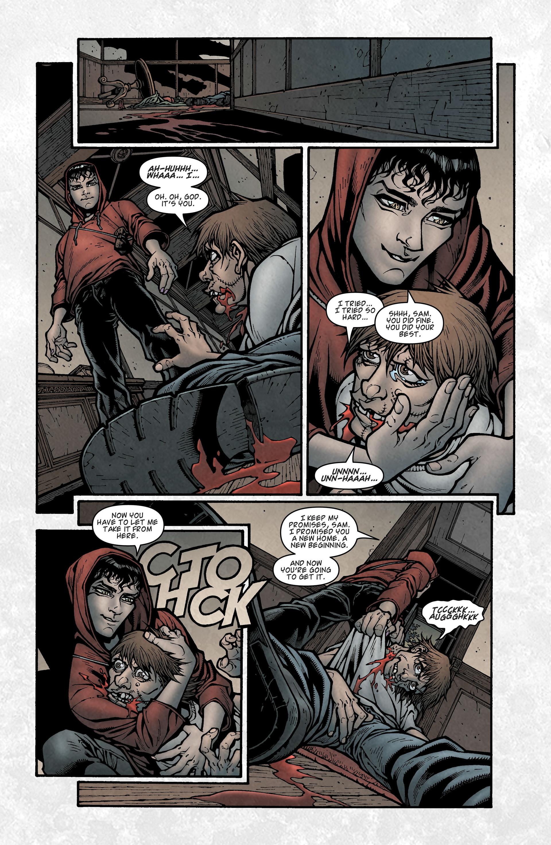 Locke & Key (2008) Issue #6 #6 - English 27