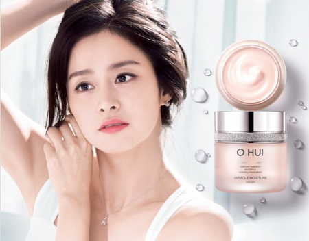 My Pham Ohui Han Quoc Kem Duong Am Ohui Miracle Moisture Cream