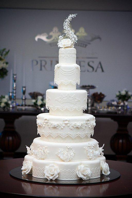 Wedding Cakes Pictures Kate Middleton Styled Cake