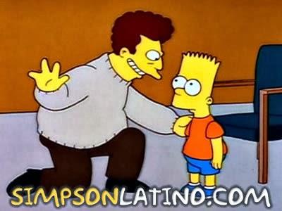 Los Simpson 5x07