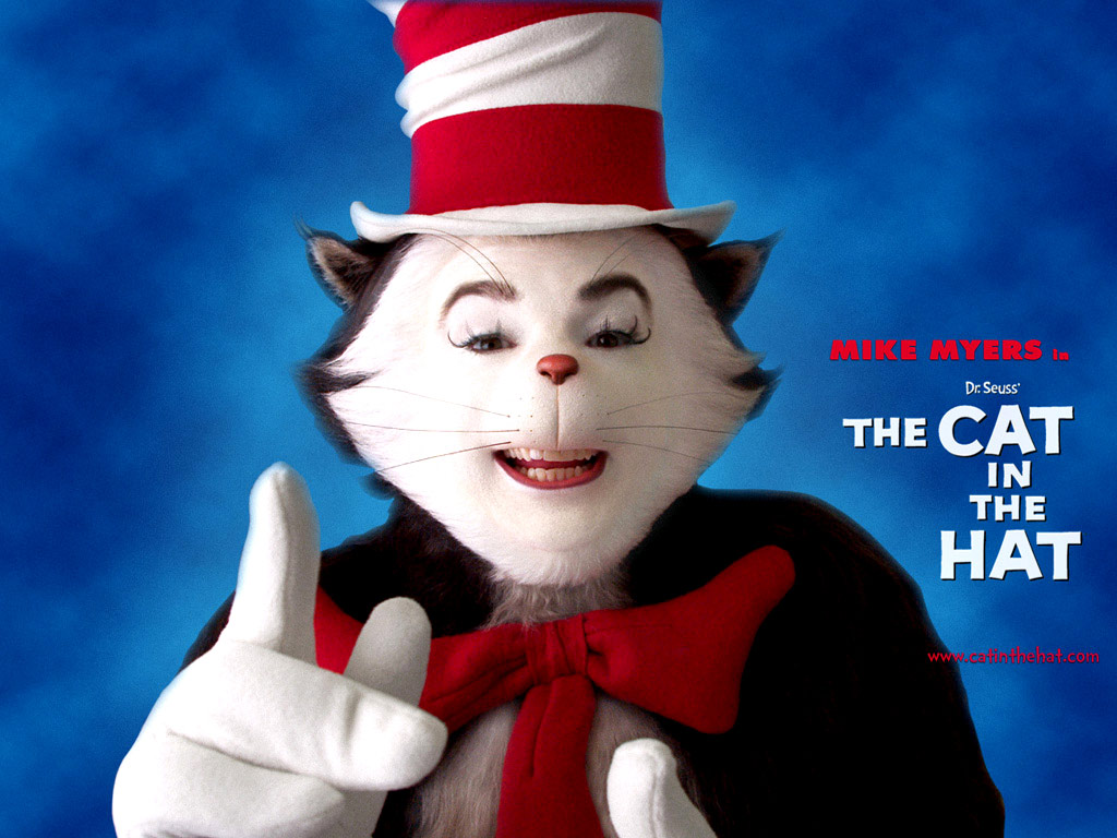 pictures of cat in the hat Photo