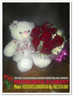 jual bunga tangan untuk kado ulang tahun