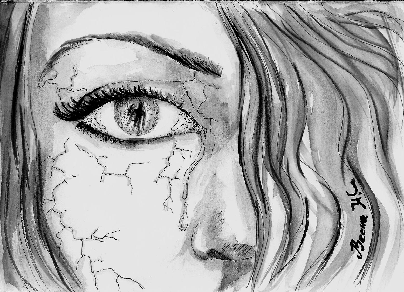 Sketches Of People Dep...