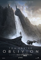oblivion tom cruise movie poster