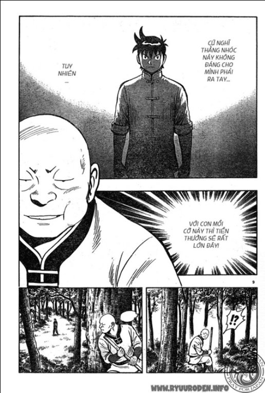 Hoàng Phi Hồng Phần 4 chap 54 Trang 9
