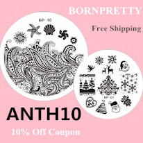 Born Pretty Store: Stamping Nail Art