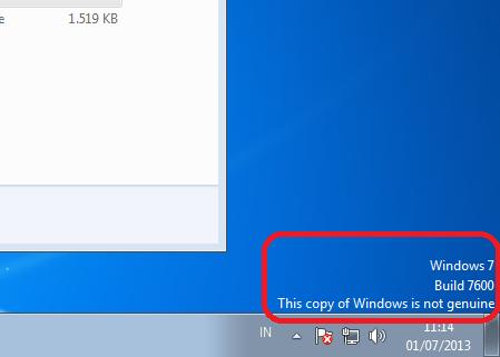 Cara Aktivasi Windows 7 dengan RemoveWAT 2.2.7 - Bang Dayat Blog's