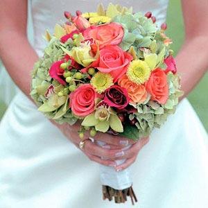 Hoa cưới cầm tay 09