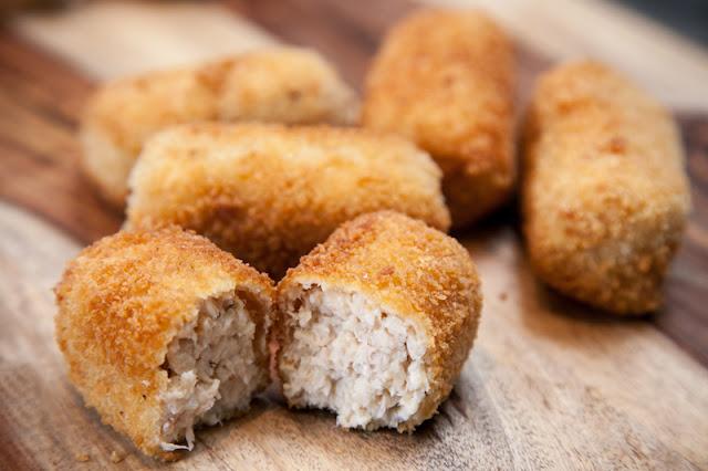 Tinapa Croquettas Recipe
