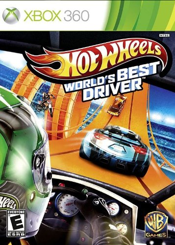 61 EMdtjM0L Download   Jogo Hot Wheels Worlds Best Drive XBOX360 iMARS (2013)