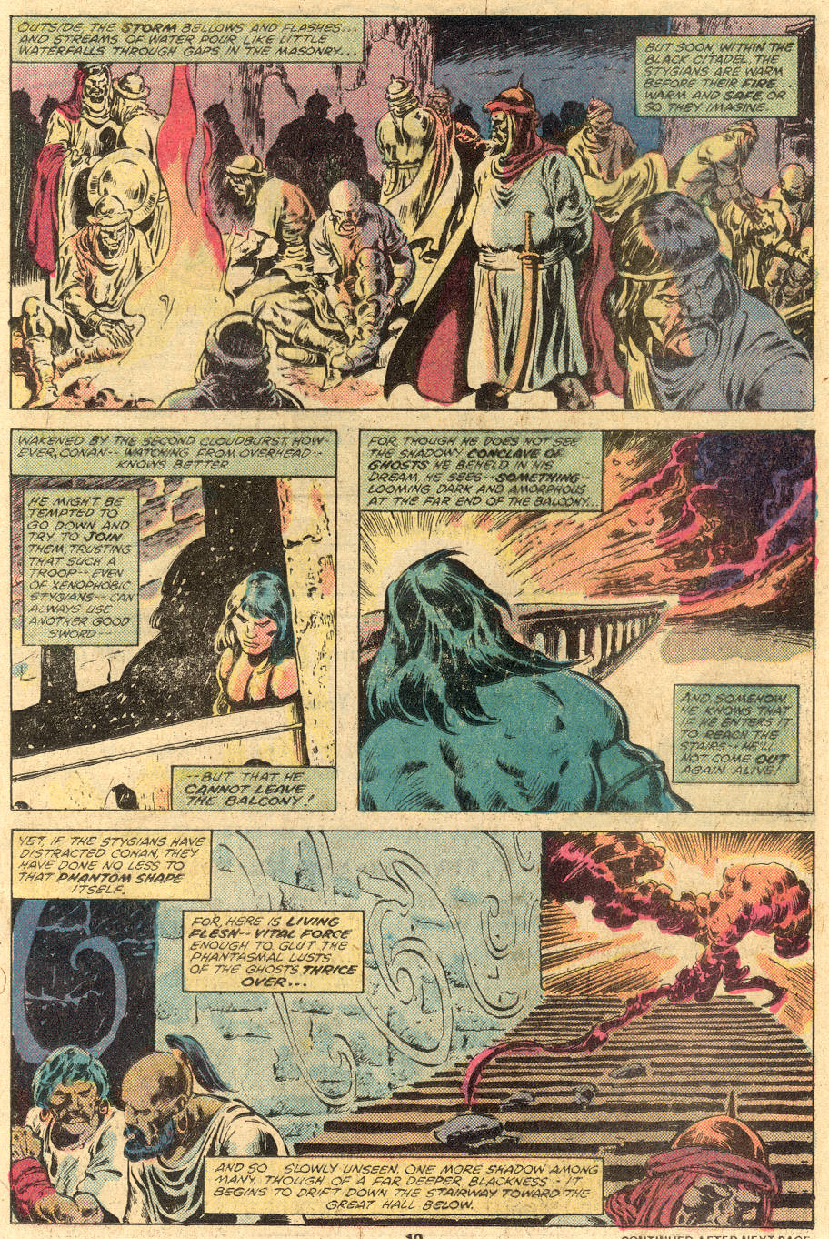 Conan the Barbarian (1970) Issue #105 #117 - English 12