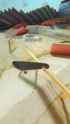 True Skate v1.01 Premium Apk