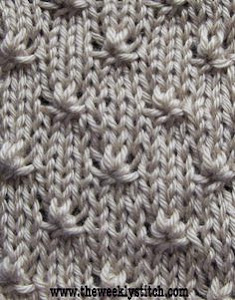 Knitting Stitch of the Day