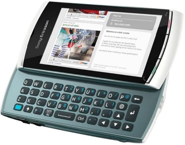 Sony Ericssson <b>Vivaz</b> ~ IT INFOTECH WORLD AND FREE SMS 4 MOBILES
