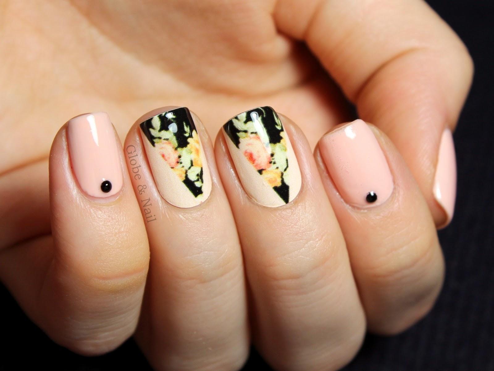 Globe & Nail: NCLA Nail Wraps Review: Aly En Vogue