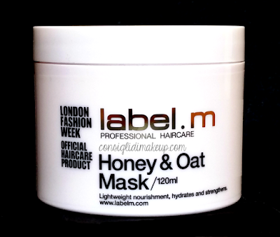 Review: Honey & Oat Mask - Label.m