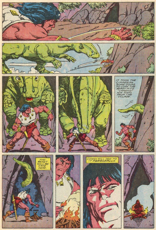 Conan the Barbarian (1970) Issue #197 #209 - English 13