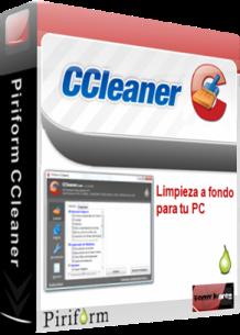 CCleaner v5.31.6105 FREE/PRO/BUSINESS/TECHNICIAN Edition Multilenguaje (Español) + Portable [Mega]