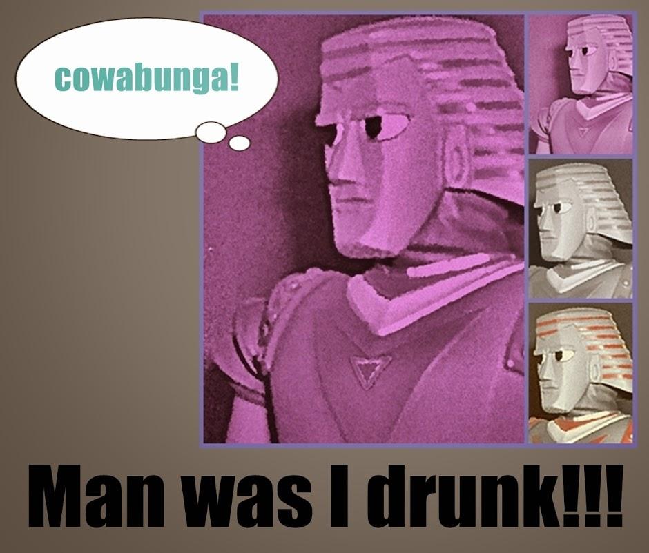 man was I drunk !