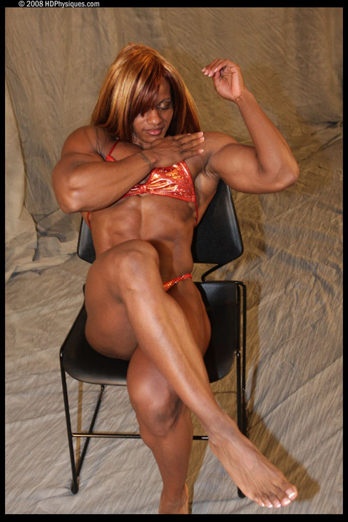 Monique Hayes Female Muscle Bodybuilder Blog HDPhysiques