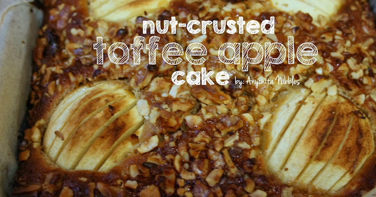 Easy Toffee Cake Recipes