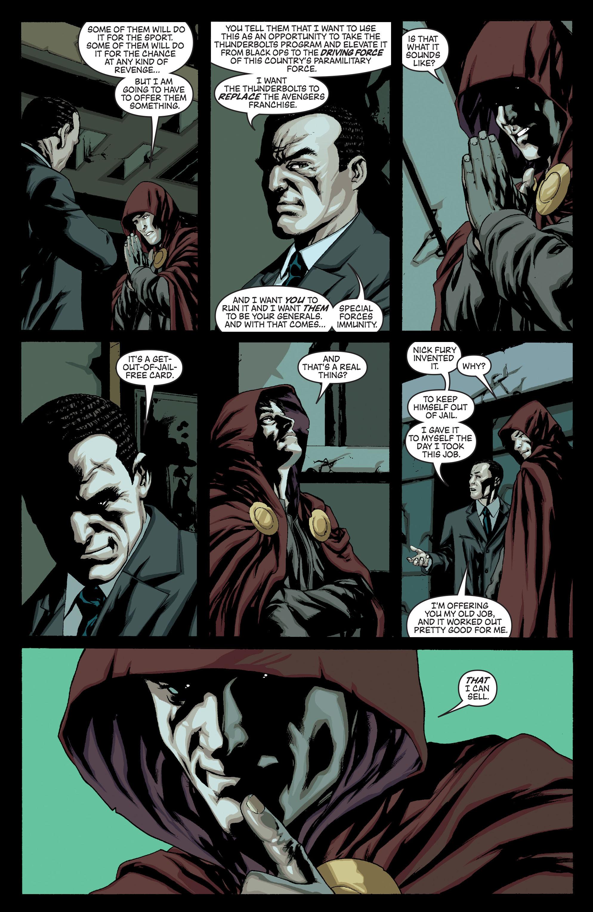 New Avengers (2005) chap 64 pic 6