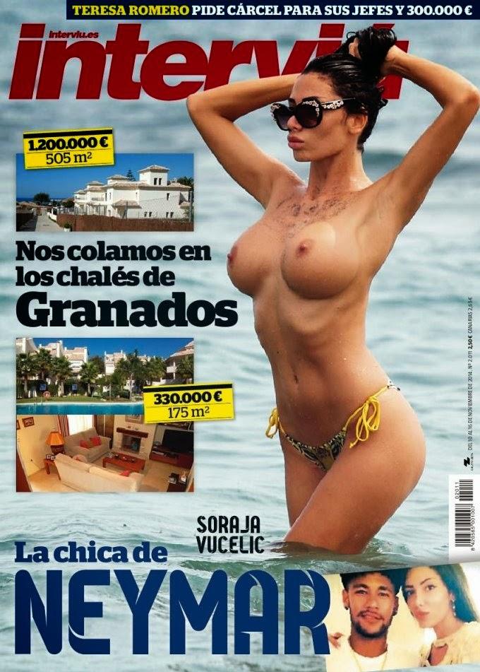 Soraja Vucelic in Interviu magazine
