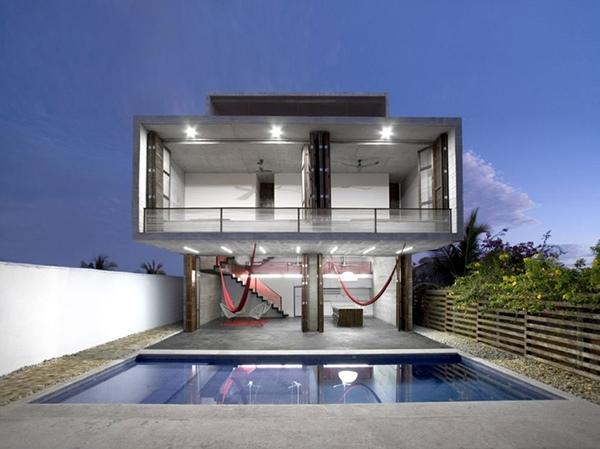 & Desain Rumah Modern Yang Futuristik