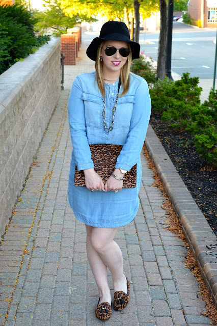 chambray-dress-for-fall-outfit