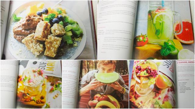 książka kulinarna raw food