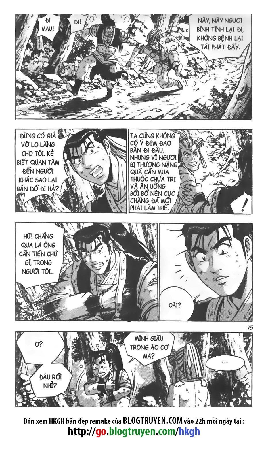 Hiệp Khách Giang Hồ chap 274 page 2 - IZTruyenTranh.com