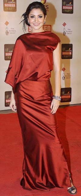 anushka sharma colors awards