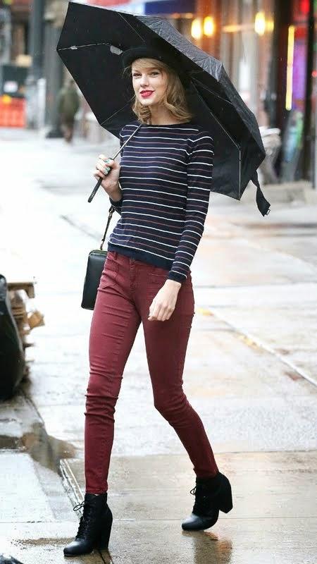 Taylor Swift Sokak Tarzı
