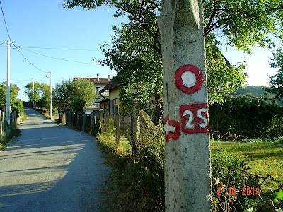 Planinarska staza 25