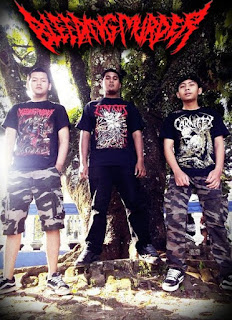 Bleeding Murder Band Death Metal Tasikmalaya