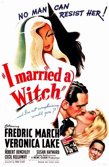 Free Watch I Married a Witch (1942) Stream Movie Online