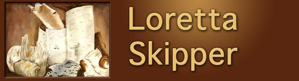 Loretta Skipper, Artist