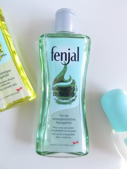 FENJAL Rich Shower Oil Dušo aliejus