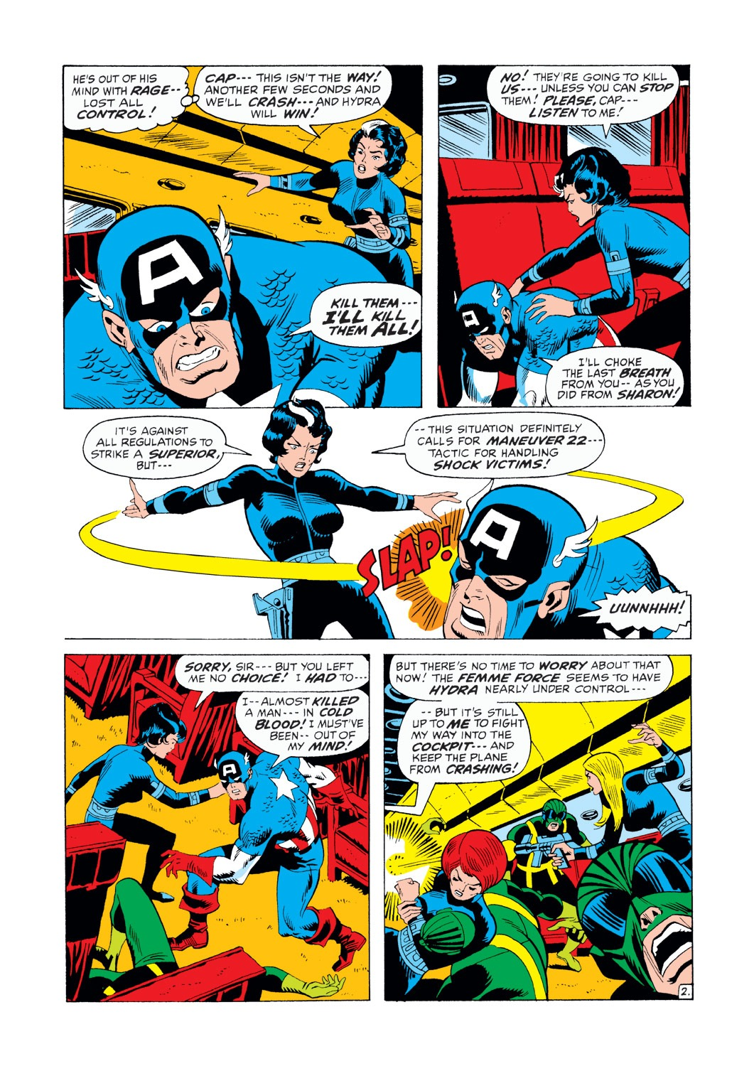 Captain America (1968) Issue #146 #60 - English 3