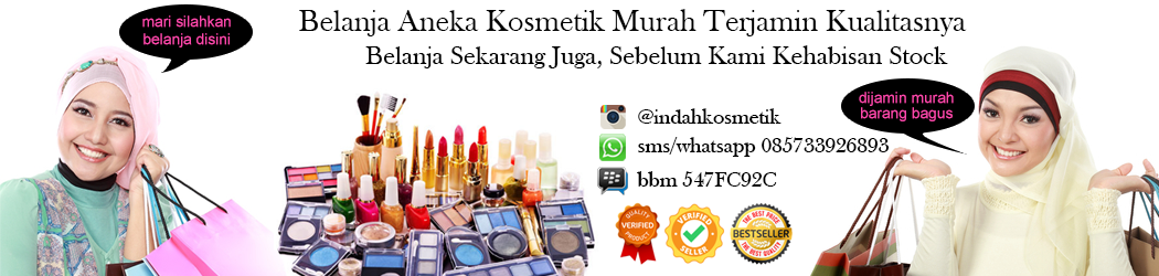Indah Kosmetik : Grosir ecer kosmetik murah berkualitas