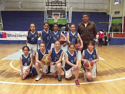 basquetbol mini DAMAS 2014