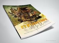 magazine designer