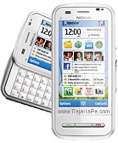 Spesifikasi Dan Harga Nokia C6