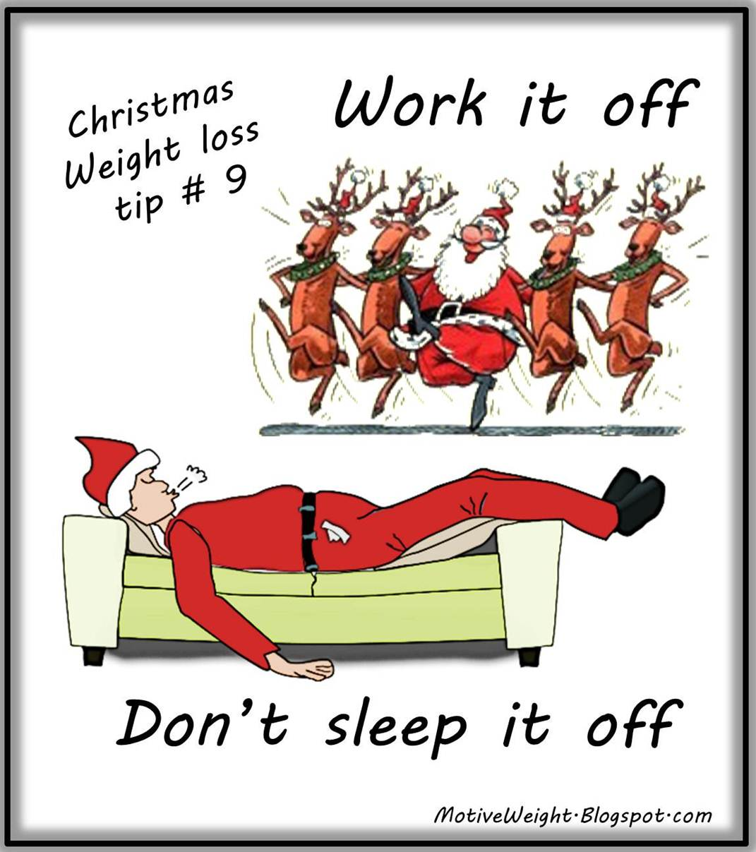 Holiday Weight Loss Tips Quotes