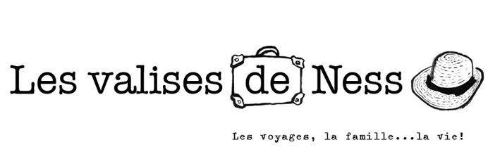Les valises de Ness