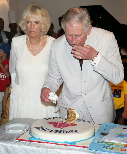 Prince Charles 65 Birthday Celebration