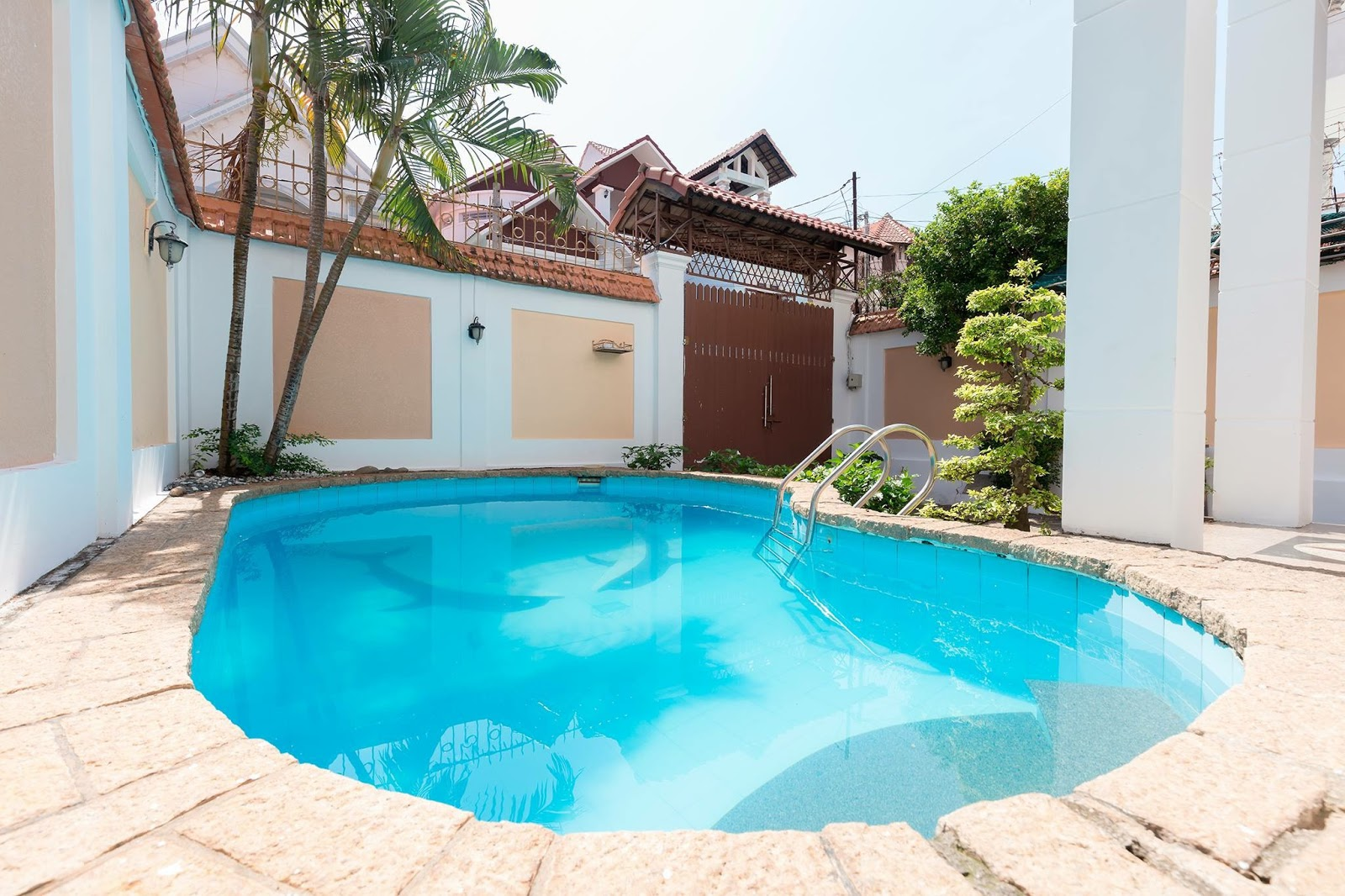 Short-term villa for rent in Vung Tau